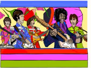 SATB 39 Hendrix