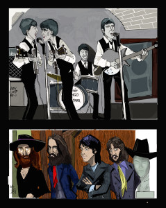 Beatles of August