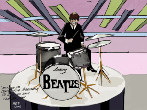 In Honor Of His Birthday Richard And Robert Ringo By Focusing An Entire Show On Drumming As Well That Predecessor