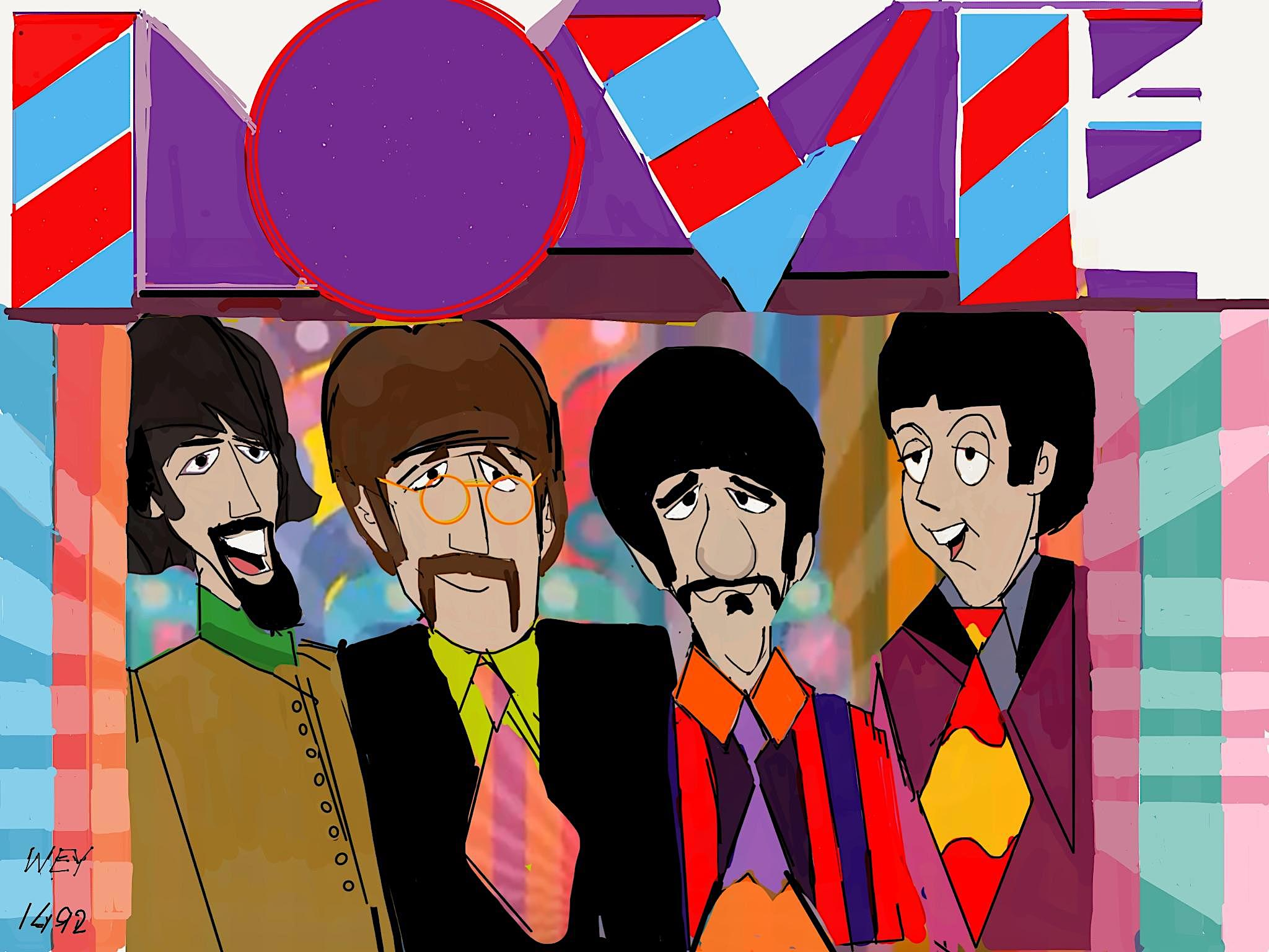 143 Yellow Submarine At 50 Something About The Beatles